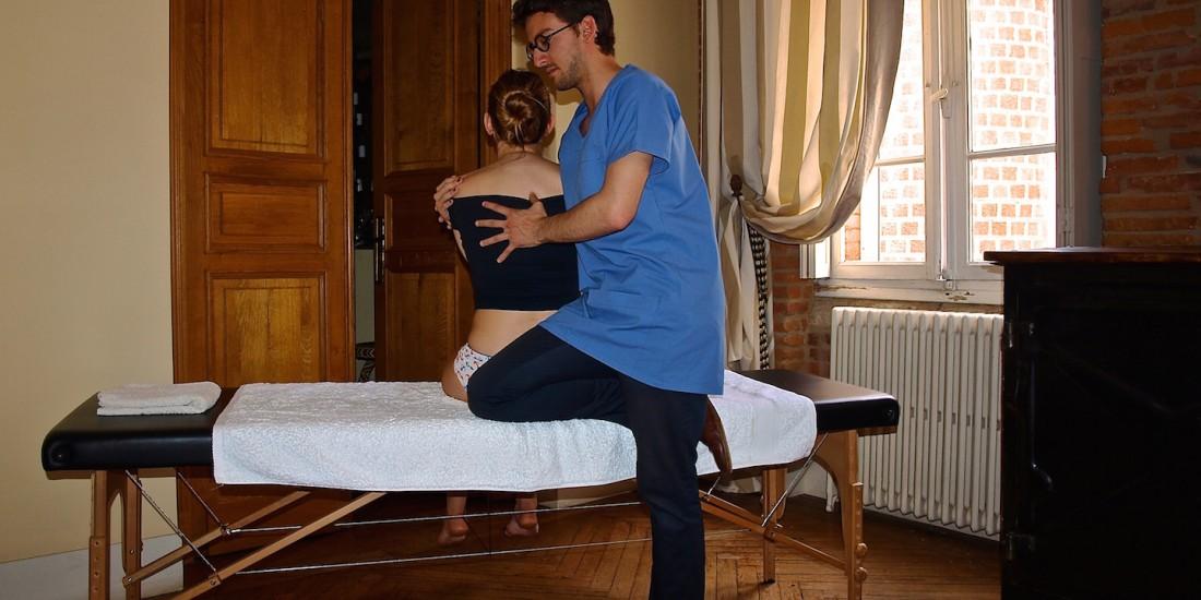 consultation domicile osteopathe toulouse